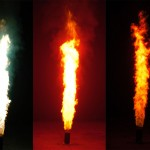 Coloured Flames(2)