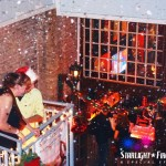 Artificial Falling Snow - Christmas In July
