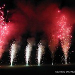 Stage Pyrotechnics - Close Proximity Pyrotechnics - Gerbs/Mines