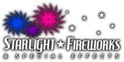 Austin Texas' premier fireworks and special effects provider