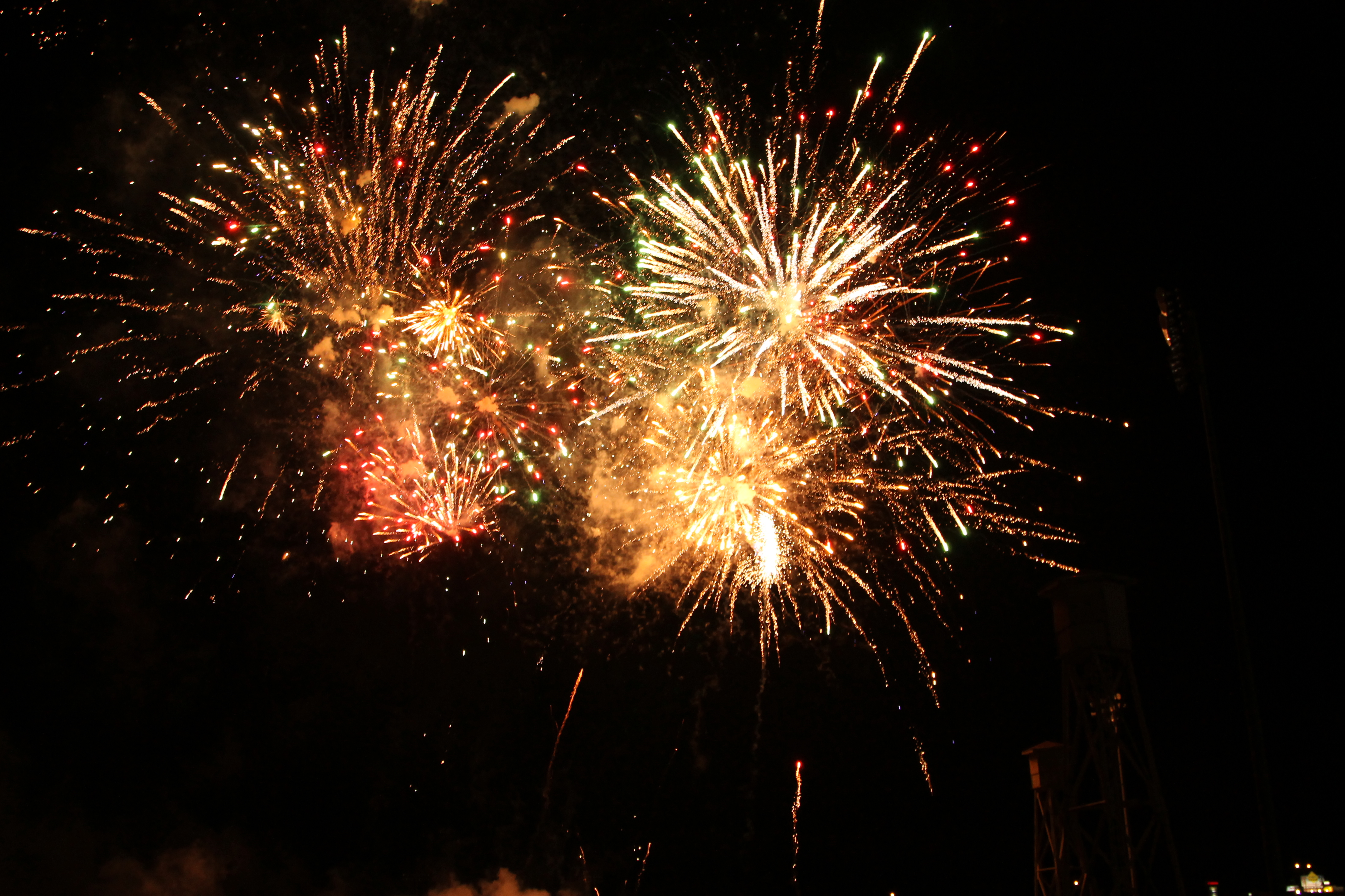 Austin Texas Premier Fireworks And Special Effects Provider